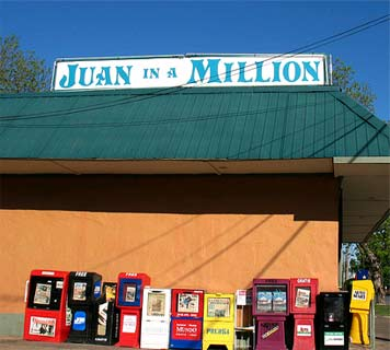 Juan in a Million Taco Shop
