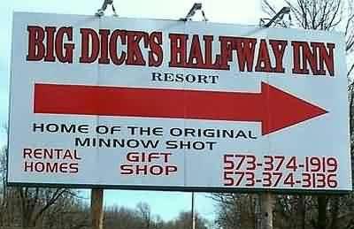 Big Dick's Halfway Inn