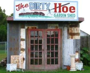 The Dirty Hoe Garden Shed Co.
