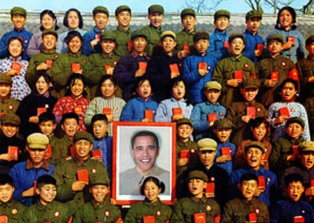 Evidence of the speech's impact could be found in this fourth grade class picture, which clearly shows the students have embraced communism.