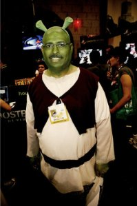 Steele Shrek