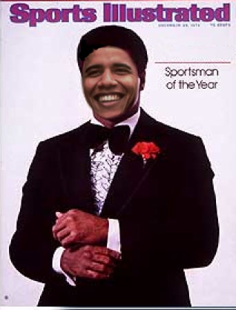 Obama- SI Sportsman of the Year