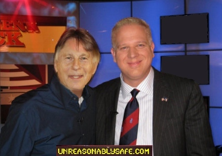 Roman Polanski and Glenn Beck = rapists